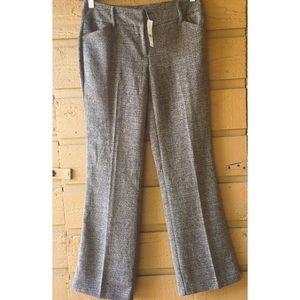 NY&C Brown Tweed Trouser Pant NEW!